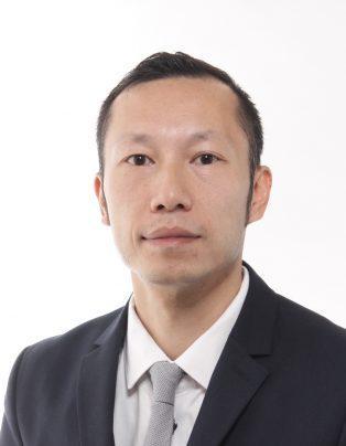 Geoffrey Ho